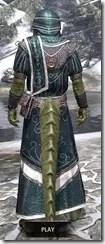 Noble Clan Chief - Argonian Male Rear