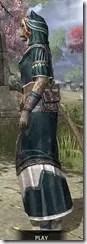 Noble Clan Chief - Khajiit Female Side
