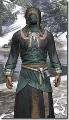 Peryite Skeevemaster - Argonian Male Close Front