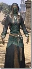 Peryite Skeevemaster - Female Close Front