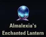 Almalexia's Enchanted Lantern