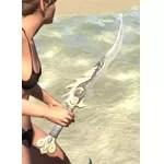 Anequina Iron Dagger