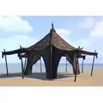 Dark Elf Tent, Canopy