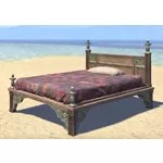 Elsweyr Bed, Quilted Single