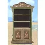 Elsweyr Bookshelf, Elegant Wooden