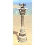 Elsweyr Candle, Column