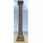 Elsweyr Column, Stone Support