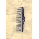 Elsweyr Comb, Grooming