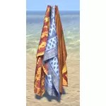Elsweyr Fabric, Hanging Cluster