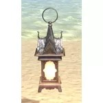 Elsweyr Lantern, Metal Ring