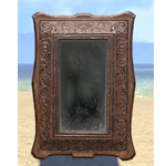 Elsweyr  Mirror, Carved Wall