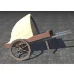 Khajiit Wagon, Merchant