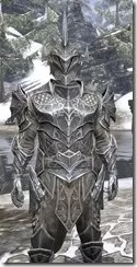 Meridian Iron - Argonian Male Close Front