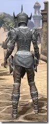Meridian Rawhide - Female Rear