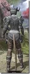 Meridian Rawhide - Khajiit Female Rear