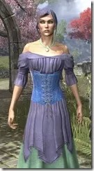 Tavern Maid - Dyed Close Front