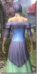 Tavern Maid - Dyed Close Rear