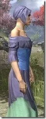 Tavern Maid - Dyed Close Side