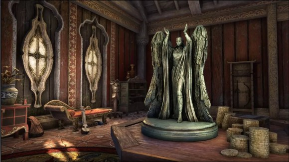 Statuette: Meridia, Bright Lady