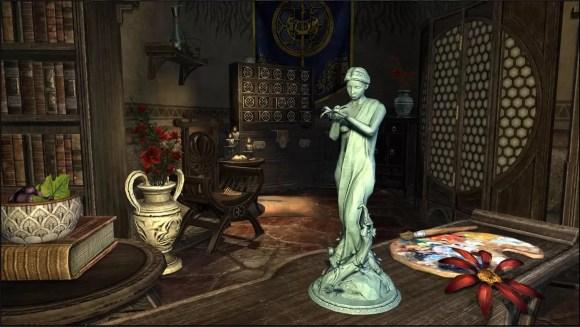 Statuette: Dibella, Blessed Lady
