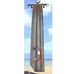 New Moon Cult Banner, Large