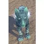 Frost Atronach Wolf Pup