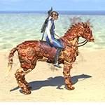 Embermould Warhorse