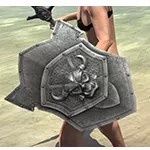 Ancestral Orc Maple Shield