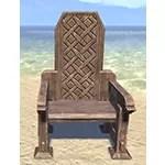 Solitude Armchair, Ornate