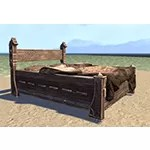 Solitude Bed, Noble Double