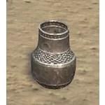 Solitude Pot, Narrow Metal