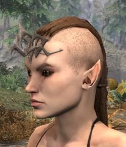 Blood Scion Razorguard - Female Side