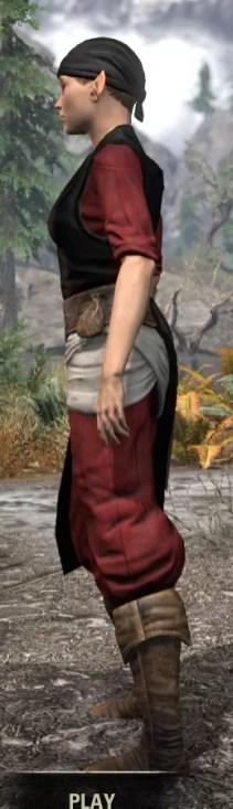 Innkeeper - Female Side