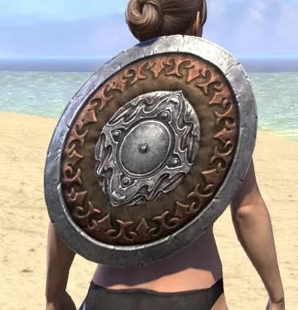 Second Legion Shield 1