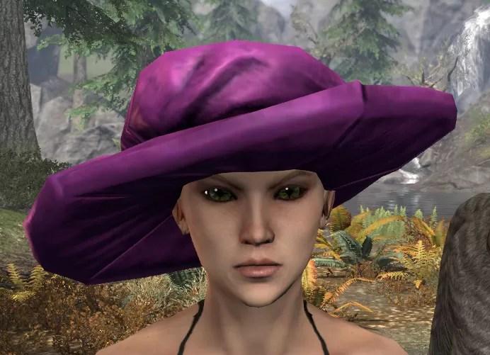 Spirited Soubrette Round Cap - Female Front