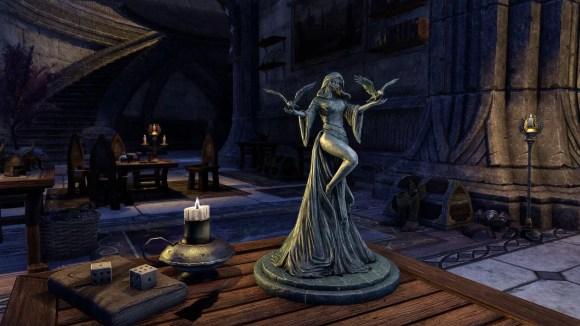 Statuette: Gloamqueen Nocturnal