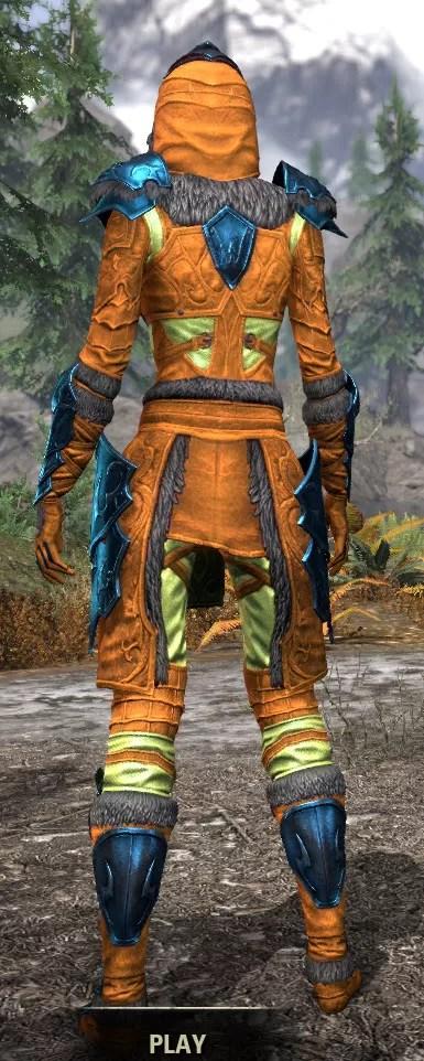 Thorn Legion Heavy - Dyed Rear
