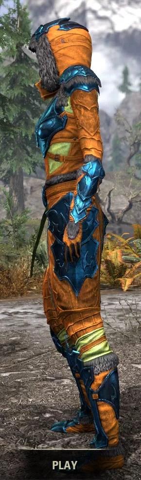 Thorn Legion Heavy - Dyed Side