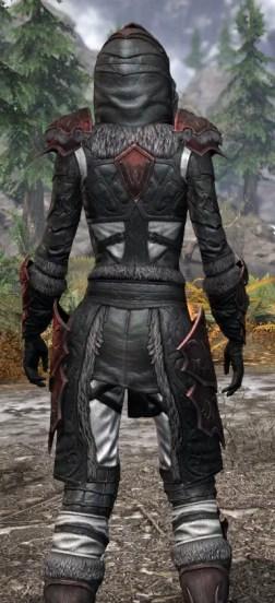 Thorn Legion Heavy - Female Close Rear