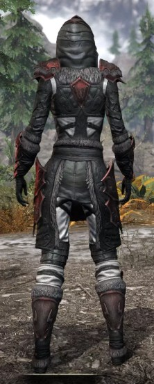 Thorn Legion Heavy - Female Rear