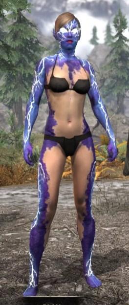 Kyne's Fury - Female Front