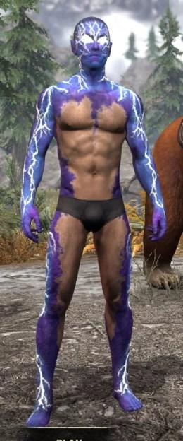 Kyne's Fury - Male Front