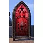 Vampiric Stained Glass