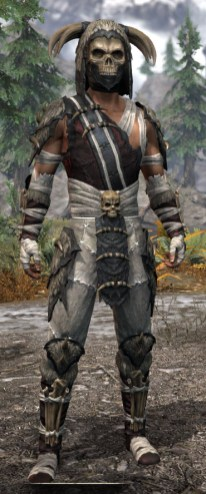 Ancestral Reach Medium - Male Front