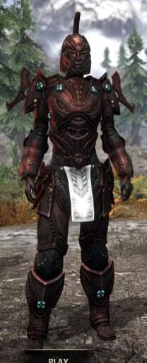 Arkthzand Armory Heavy - Female Front