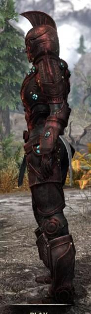 Arkthzand Armory Heavy - Female Side