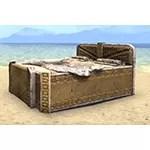 Dwarven Bed, Reach Furs Double
