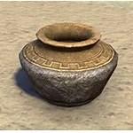 Dwarven Pot, Polished