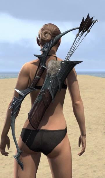 Ebonsteel Knight Bow 1