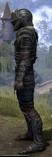 Ebonsteel Knight - Male Side